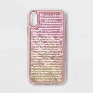 🔥3 for $25🔥iPhone (5.8) X/XS Sequin Case